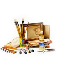 Профессиональные товары для художников