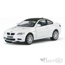 Игрушка KT5348D машина металл 1:36 инерц BMW M3 Coupe(12в диспл)цена за штуку Kinsmart /0 /0 /0 /0