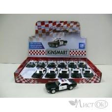 Игрушка KT5341DP маш.металл 1:37 инерц. 1967 CHEVROLET CAMARO Z/28 (112шт.в дисп)цена за штуку Kinsmart /0 /0 /0 /0