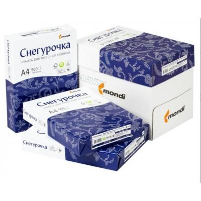 Бумага для копир.тех. А4 500л, 80г, Снегурочка