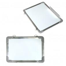 Доска магнитная без подставки 20х30см, для письма маркером 9037/1 J.Otten