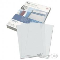 Обложка для переплета пластик GBC п/прозр. 100шт/упак А4-300 мкм IB386848