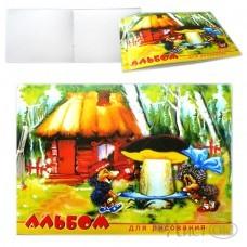 Альбом для рис. 20л. 160гр/м2, на шнурке, ВХИ, А20/160/ Краснокамск