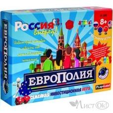 Игра ЕвроПолия A-180 Россия Плейленд