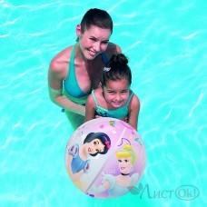 Надувка Мяч Дисней Принцессы, d=51 91042 Bestway