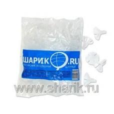 Розетка для возд. шаров. универс. (цена за 1шт) 1302-0059 Веселая затея