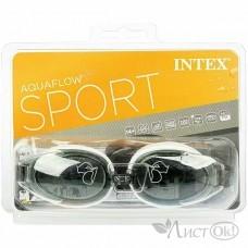 Спорт Очки для плавания Water Sport  Goggles, 3цвета от 14 лет 55685 (И55685) INTEX