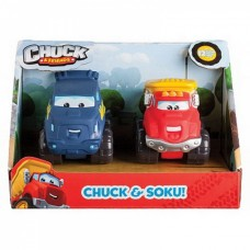 Машинка 5см 92740 CHUCK & FRIENDS