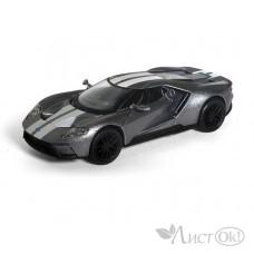 Игрушка Машина инерц. металл. 1:38 2017 Ford GT в дисплее 12 шт. (цена за шт) KT5391DF Kinsmart