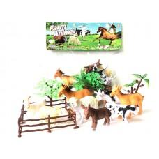 Игрушка Набор Домашних животных 2C214-3 в пакете