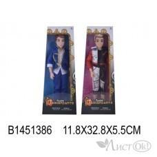 Кукла Кен 29см в коробке 2 вида BLD030 Kaibibi