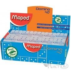 Ластик Domino средн.511240 Maped /0 /0 /40 /0