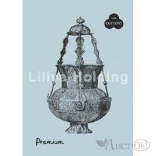 Бумага для пастели А4 30л Блокнот сп.Premium Bluemarine гол40%хл.160г БРr4/Bm / Лилия /1 /0 /5 /0