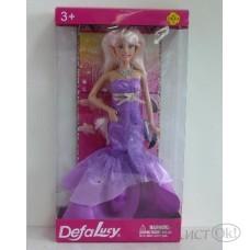 Кукла 29см в коробке 3 вида 8240 Defa Lucy