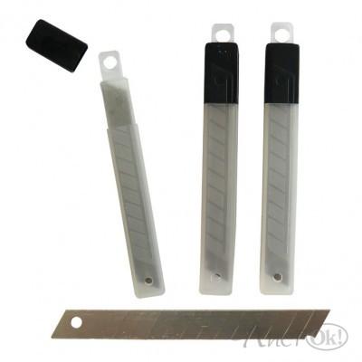 Лезвие для ножа , набор 10шт 9мм, 9246 J.Otten