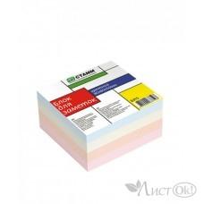 Кубарик 8*8*5, цветной, непроклеенный 80г/м БЗ15 Стамм