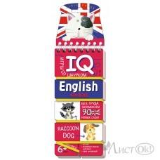 Игра со шнурком IQ English. Животные /26688/ АЙРИС /1 /0 /36 /0