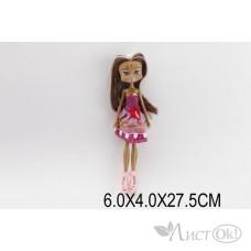 Кукла 27,5см в пакете MM-92 Кукла