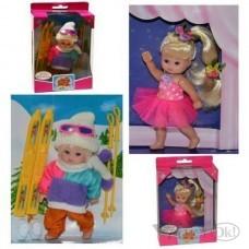 Кукла 12см в коробке 16видов 2222 Susy