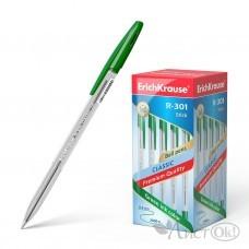 Ручка R-301 CLASSIC 1.0 Stick зелёная 43187 (28174)/ ERICH KRAUSE /1 /0 /50 /0