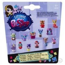 Фигурка Littlest Pet Shop Зверюшка в закрытой упаковке, в ассорт. A8240 Hasbro