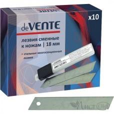 Лезвие для ножа 4092301 18мм 10шт. deVente /1 /10 /300 /0