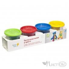 Набор теста для лепки 4цв. 50гр. TA1010V GENIO KIDS-ART