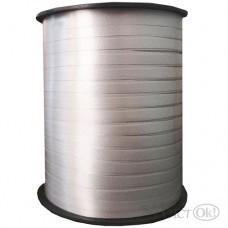 Лента декоративная серебро 5мм*500м ЛД-1972 Миленд