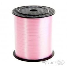 Лента декоративная розовая 5мм*500м ЛД-1962 Миленд