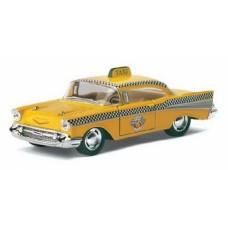 Машинка инерц. метал. 1957 Chevrolet Bel Air модель 1:40 в дисплее 12 шт., цена за шт. KT5360D (1271049) Kinsmart