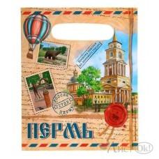 Пакет полиэтилен «Пермь», почтовый, 17 х 20 см 1700588