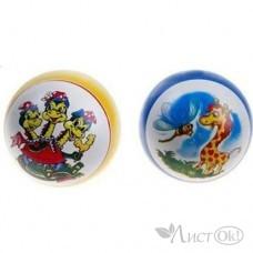Мяч детский резиновый 20 см (рисунок) Р1-200 Чебоксары