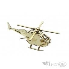 Моделирование Вертолет Полиция дер. 47дет.ВТ-1 НФ-00000175 Lemmo