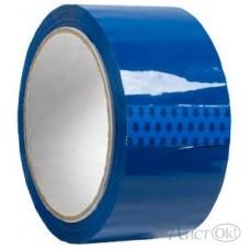 Клейкая лента 48*60 , упаковочный синий, 43 мк 48СПБ302956 Логард