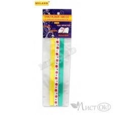 Закладка -ляссе самоклеящиеся Цветочный луг 3-30-0008 Миленд