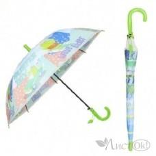 Зонт -трость 50 см клеенка