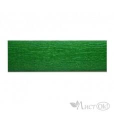 Бумага гофрированная Зеленый травяной 50*250см. BT-154 INTELLIGENT