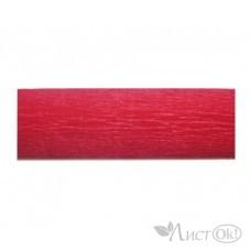 Бумага гофрированная Красная 50*250см. BT-131 INTELLIGENT