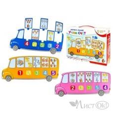 Игра настольная Автобус знаний.