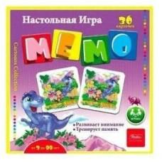 Игра настольная Мемо 36 карточек