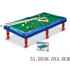 Игра Бильярд на ножках в коробке 628-08A Tongde
