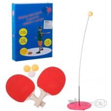 Набор Теннис (2 ракетки + 4 мяча) в коробке Tongde