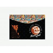 Папка конверт на кнопке А5 150мкм Basketball-play hard 3071031 deVente