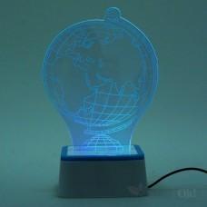 Ночник Светильник 3D