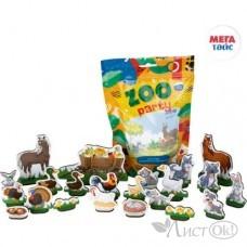 Набор деревянный Домашние животные №2 (54 предмета)