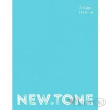 Папка на кольцах для тетради А5 NEWtone PASTEL незабудка, глянц. ламин. ПК5_05025 Hatber