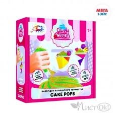 Набор крем-массы для моделирования Cake Pops ФФ75001 ТМ Candy Cream