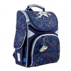 Ранец школьный Education каркасный 5001-10 Spaceship, 34х26х13 GO21-5001S-10 GoPack
