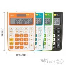Калькулятор 12-разр. 145*105*27 ассорти E1238 DELI