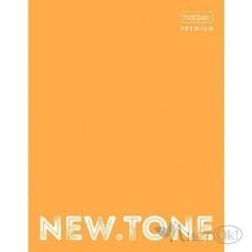 Папка на кольцах для тетради А5 глянц. ламинация NEWtone neon оранж ПК5_00935 Hatber